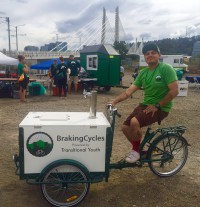 Braking Cycles For Portland's Homeless Youth