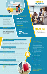 Real ID: Your New ID Option in Oregon