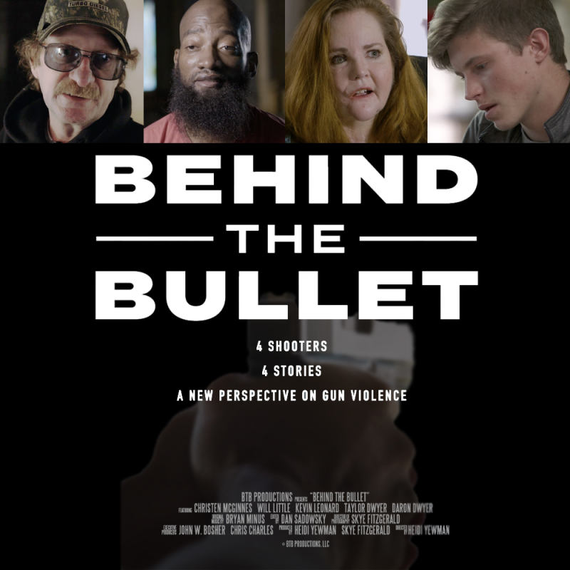 "General Meeting - ""Behind the Bullet"""