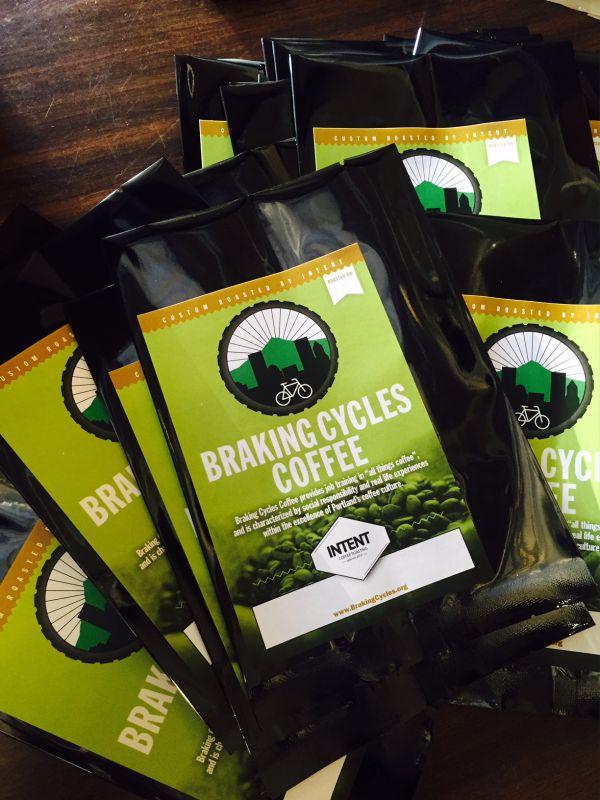 Braking Cycles Coffee
