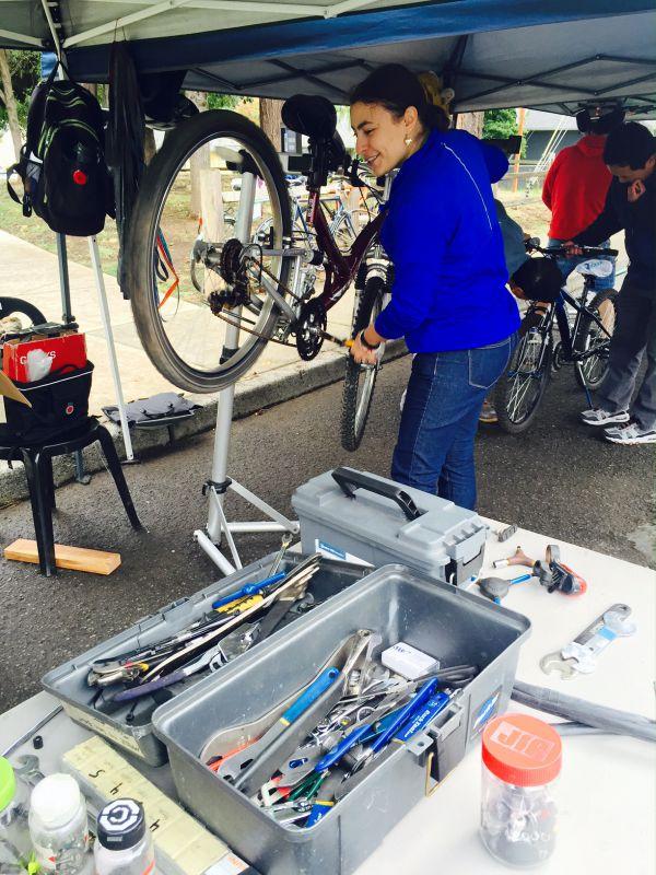 Braking Cycles Bike Incentive Program